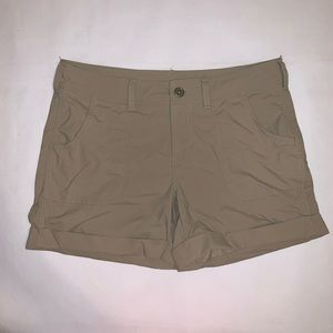 The North Face Stretch Nylon Travel Hiking Shorts